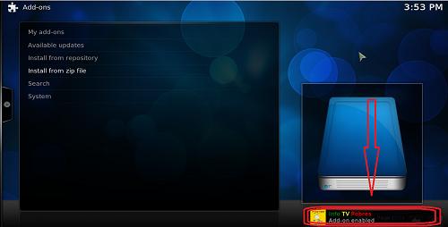 تركيب إضافة IPTV DOS POBRES لمشاهدة أفضل القنوات العالمية على برنامج KODI