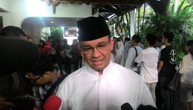 Anies Baswedan Bantah Deklarasi Menjadi Calon Gubernur DKI untuk Melawan Ahok