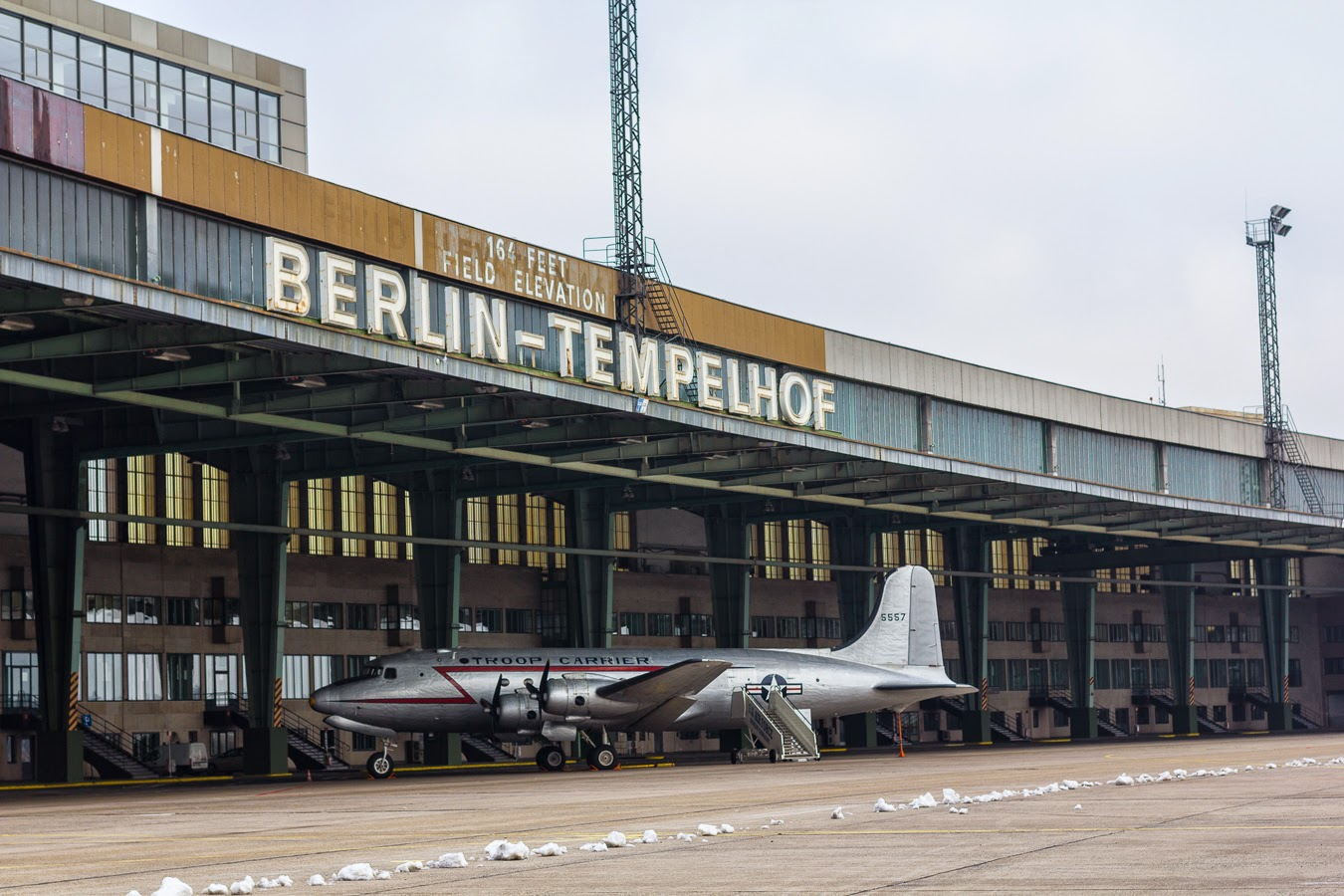 Tempelhof The Mother Of All 39 Abandoned 39 Airports