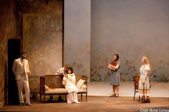 Théâtre : Un mois à la campagne, de Ivan Tourgueniev - Avec Anouk Grinberg, Micha Lescot - Théâtre Déjazet