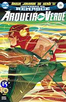 DC Renascimento: Arqueiro Verde #26