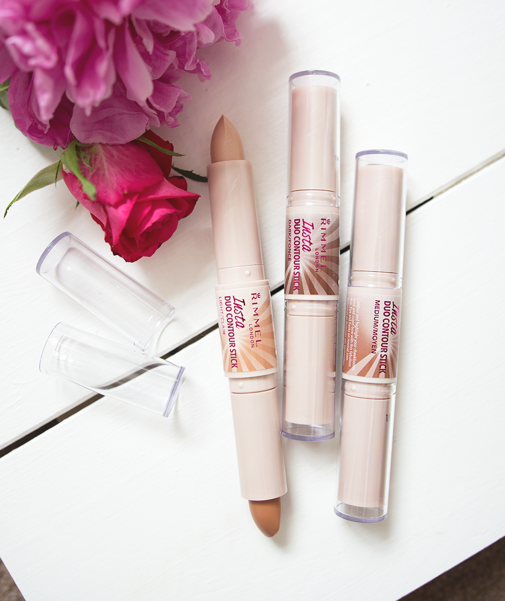 rimmel insta duo contour stick review