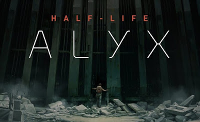 Half Life Alyx: VR First Person Shooter Game