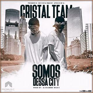 Imagem cristal team-somos dessa city