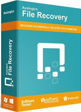 Auslogics File Recovery 7.1.0 + Ativação