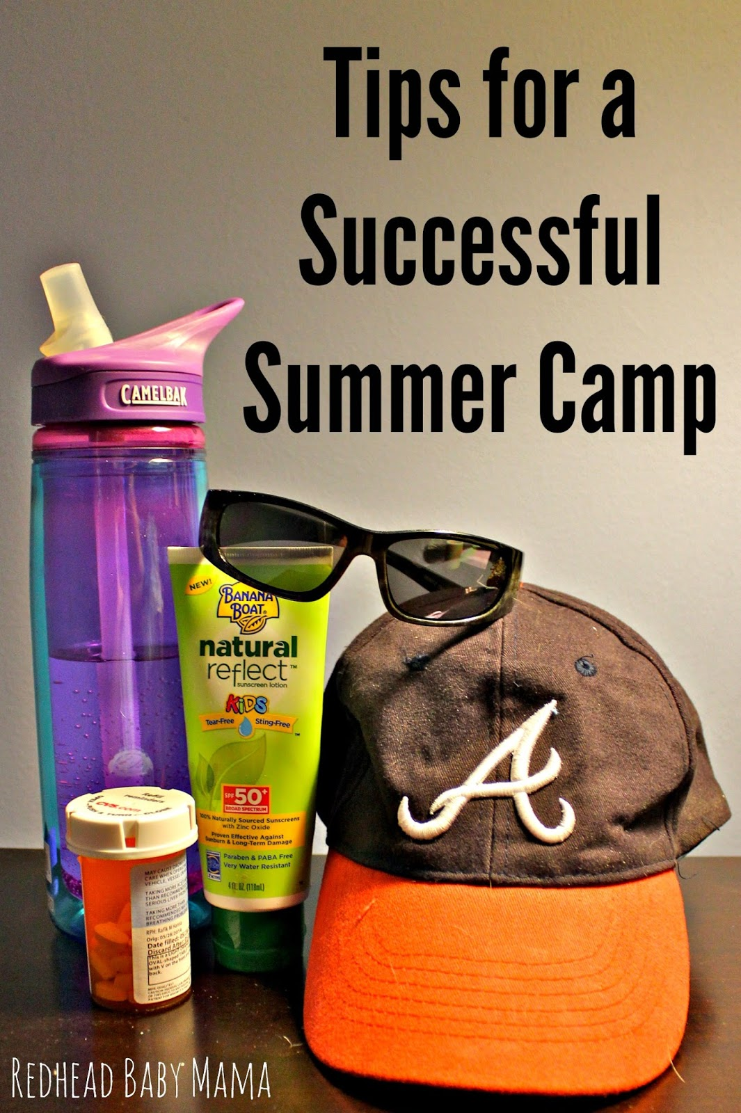 Keep your kid healthy at summer camp