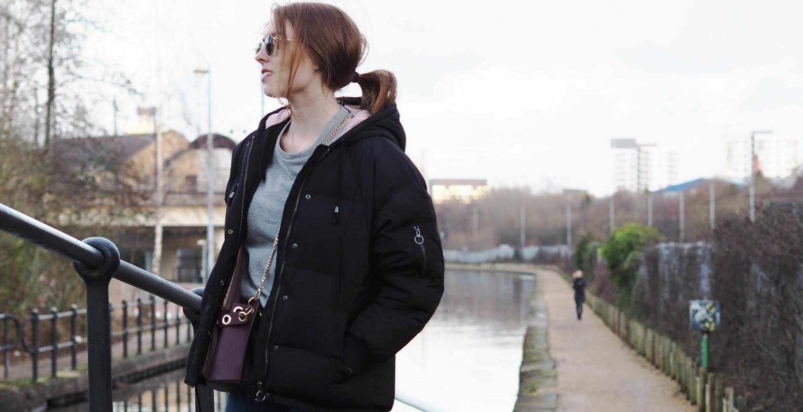 down puffa jacket