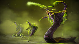 Venomancer DOTA 2 Wallpaper, Fondo, Loading Screen