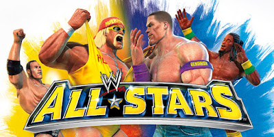WWE All Stars ISO for PPSSPP Free Download