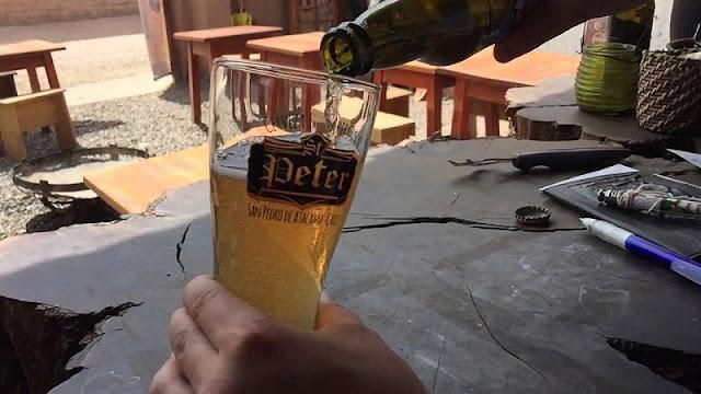 Cervecería St. Peter, San Pedro de Atacama