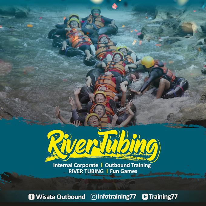 Sensasi River Tubing Karanganyar