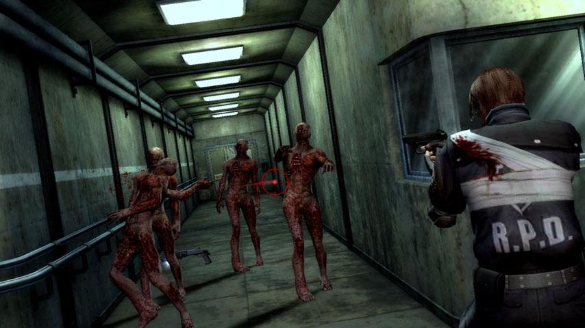 Resident Evil: Chronicles HD Collection será lançado em junho.