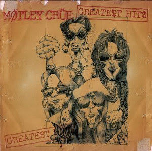 Motley Crue Greatest Hits 1998