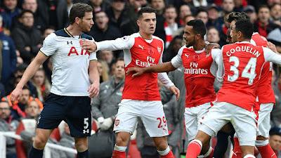 Arsenal 1 – 1 Tottenham Hotspur [Premier League] Highlights 2016/17 | DOWNLOAD VIDEO