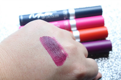 Broadway Colors Matte Lip Lacquer