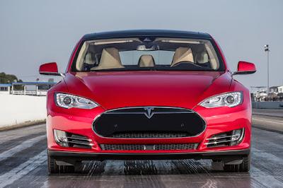Tesla Model S P85D Hd Image AWD