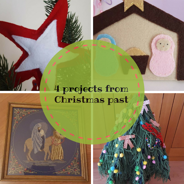 4 Projects from Christmas past