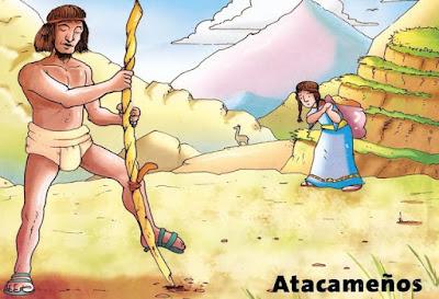 Pueblos originarios  Atacameños