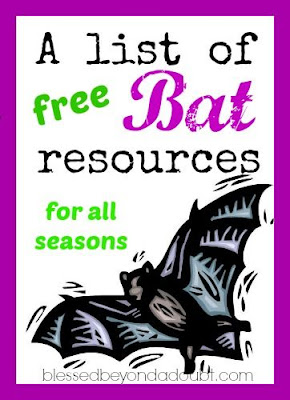 Free bat resources