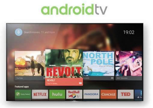 Android TV Sony KD55X7000D UHD 4K Smart TV 55 Inch