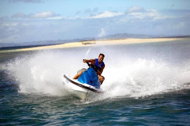 Jet Skiing in Goa