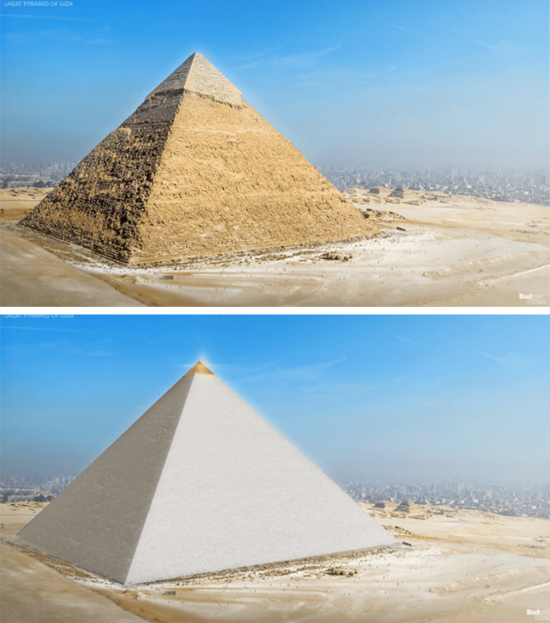 Maravilhas do Mundo na Atualidade - Piramide Egito