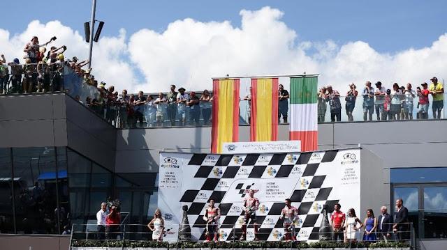Klasemen Usai MotoGP Austria: Marquez Kian Nyaman Puncaki Klasemen