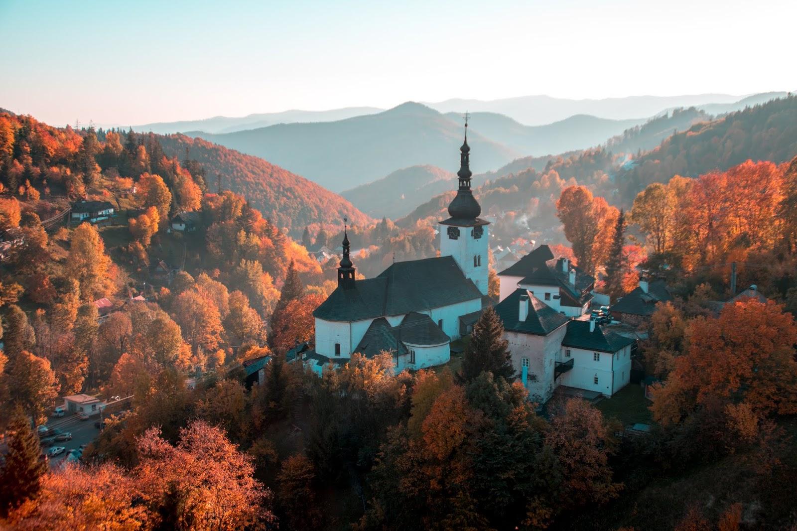 tip na výlet: Špania Dolina // ako si odniesť krásne zábery z tohto čarovného miesta