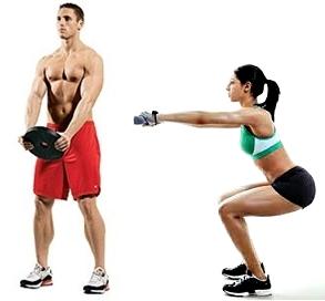 Pérdida de masa muscular hombre mujer