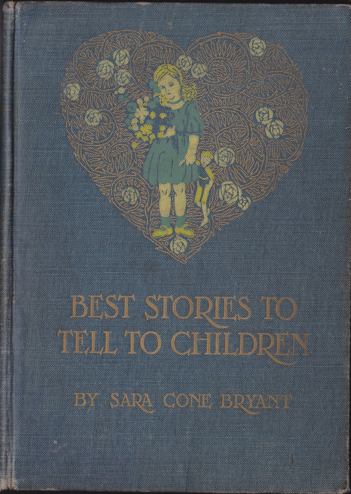Storytelling + Research = LoiS: Bryant - The Dagda's Harp
