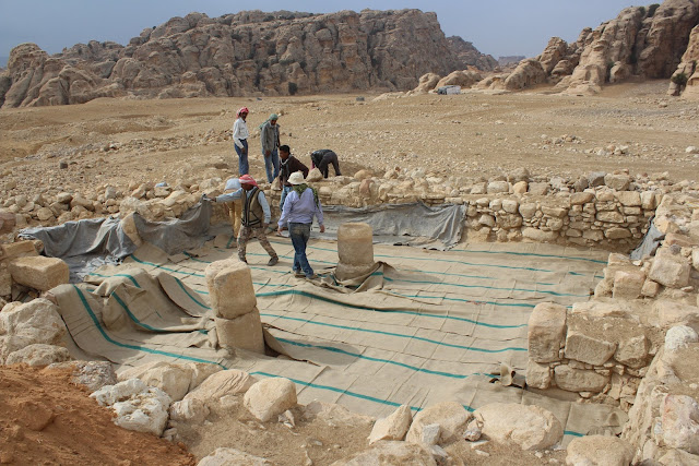 Petra region still holds 'completely untapped potential' for archaeologists