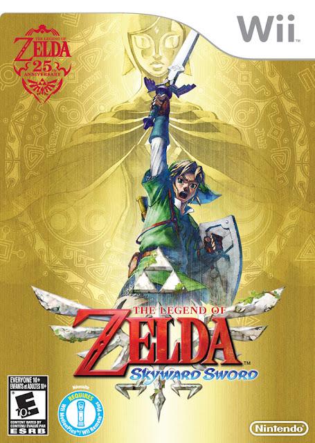 The Legend of Zelda: Skyward Sword download iso wii