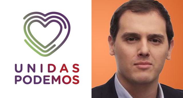 Unidas Podemos desmonta las mentiras de Albert Rivera en materia económica