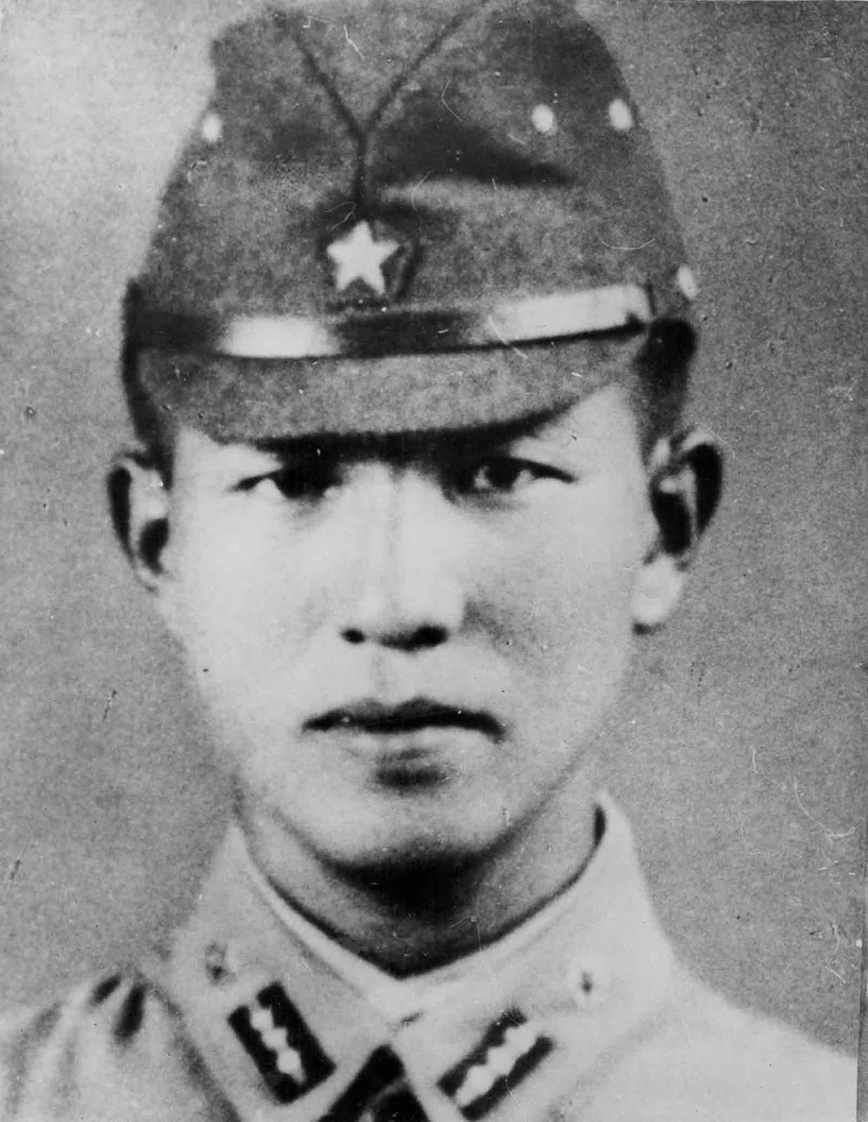 Lieutenant Hiroo Onoda was 22 years old when he was deployed to Lubang Island in the Philippines in December 1944.