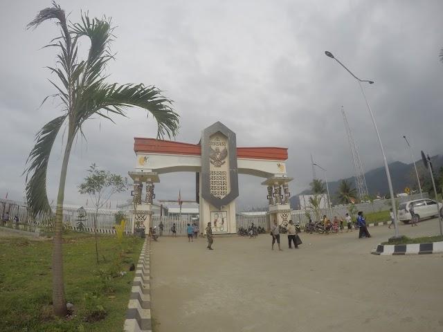 Traveling ke Perbatasan RI-PNG