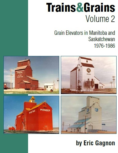 Coming Soon! Trains & Grains Vol. 2