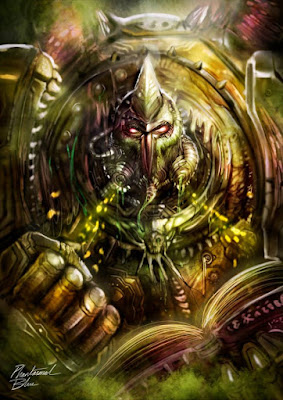Preview del Codex Deathguard / Guardia de la Muerte - Warhammer 40,000