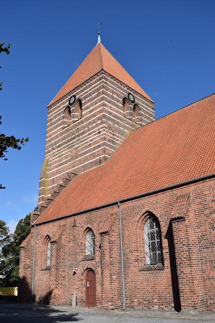 Stege Kirke, Isle of Mon