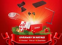 Logo Con Aukey Italia vinci 10 kit accessori tecnologici