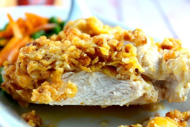 Buffalo Cheddar Chicken