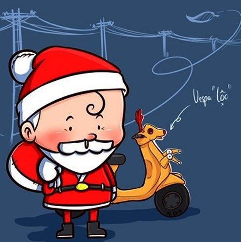 Thơ chế Noel FA, Thơ Noel chế Fa không có Gấu hài hước & bựa