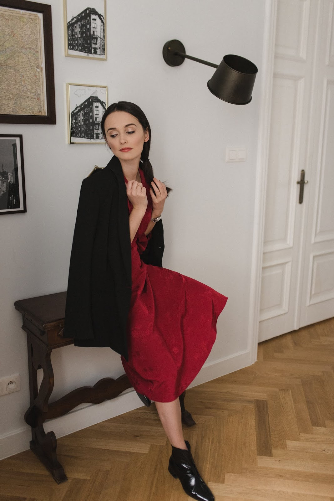 The Red Dress Effect #KappAhl