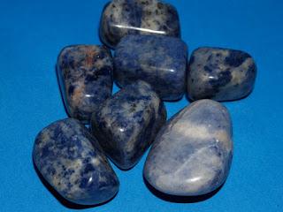 Piedras Mágicas: Sodalita