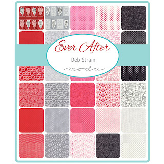 Moda Ever After Fabric by Deb Strain for Moda Fabrics
