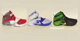 f4cb72da6c4e THE SNEAKER ADDICT  Nike Lebron Soldier 9 Ohio State