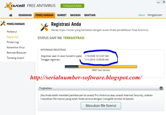 Kode Aktivasi Avast 2038 License Key Working Serial Number Key Software And Game Full Version