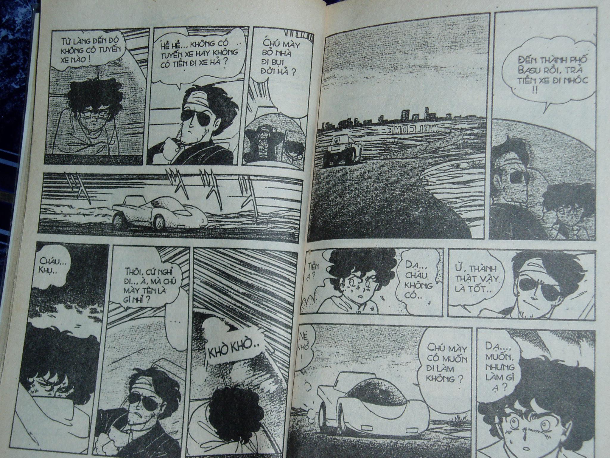 Siêu nhân Locke vol 14 trang 22