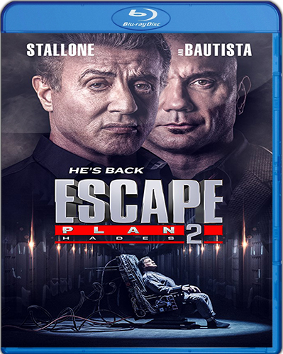 Escape Plan 2: Hades [2018] [BD25] [Subtitulado]