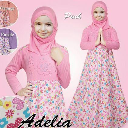 Model Baju Muslim Terbaru Trend Masa Kini