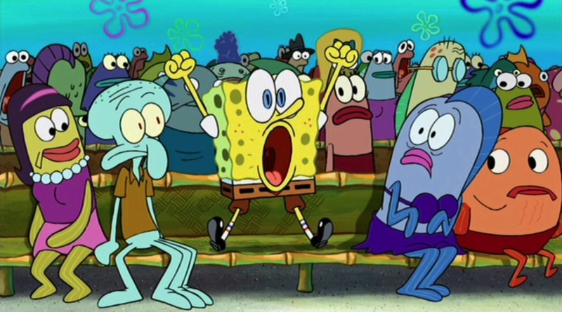 It Has Been Confirmed That Paramount Will Release a 3rd SpongeBob SquarePants Movie.